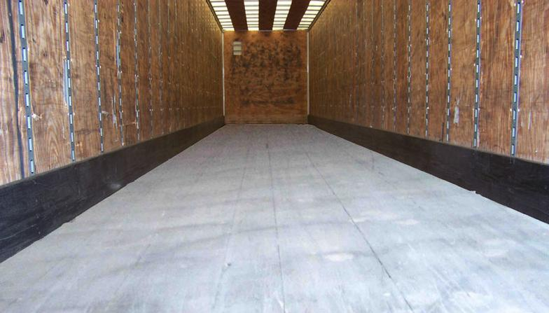The Pallet Express Storage Trailers